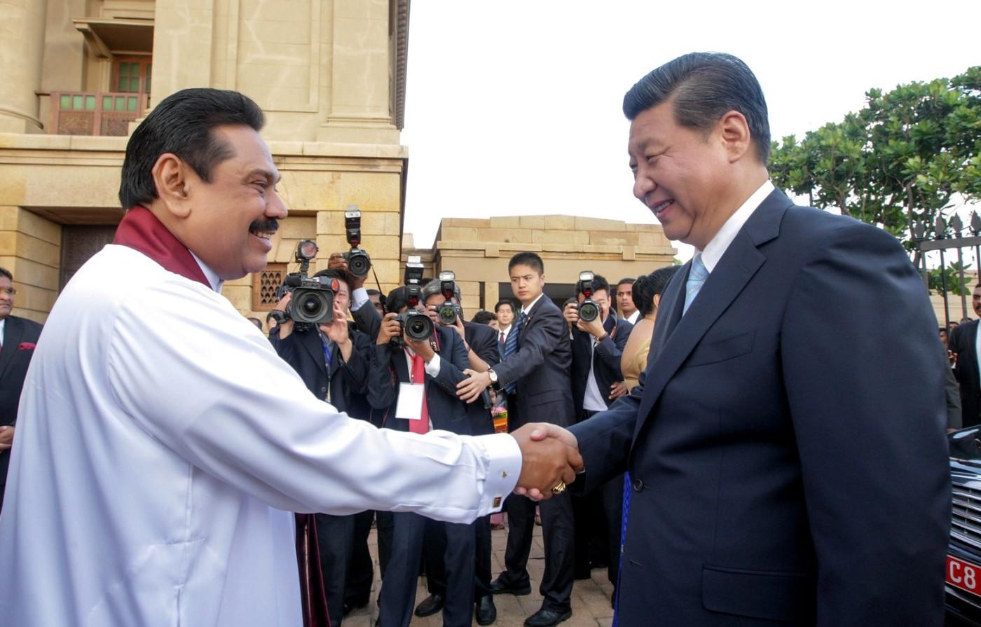Photo credit: Mahinda Rajapaksa (2014)